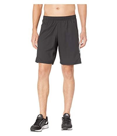 Nike NikeCourt Dry Shorts 9 (Black/White/White) Men