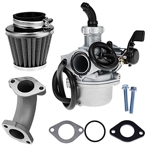 QKPARTS 22mm Carburetor Air Filter For 110cc 125cc CRF SSR Sunl Taotao Pit bike ATV