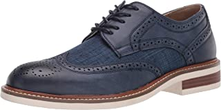 Unlisted by Kenneth Cole Men's Jimmie Lace Up Wt Oxford