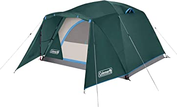 خيمة تخييم كولمان | خيمة سكاي دوم 4 أشخاص، سترة كاملة