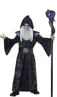 California Costume Dark Wizard Child Costume