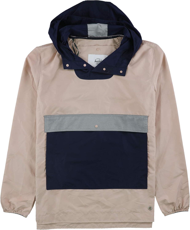 Herschel Mens Hoffman Brand new Anorak Albuquerque Mall Pink Jacket