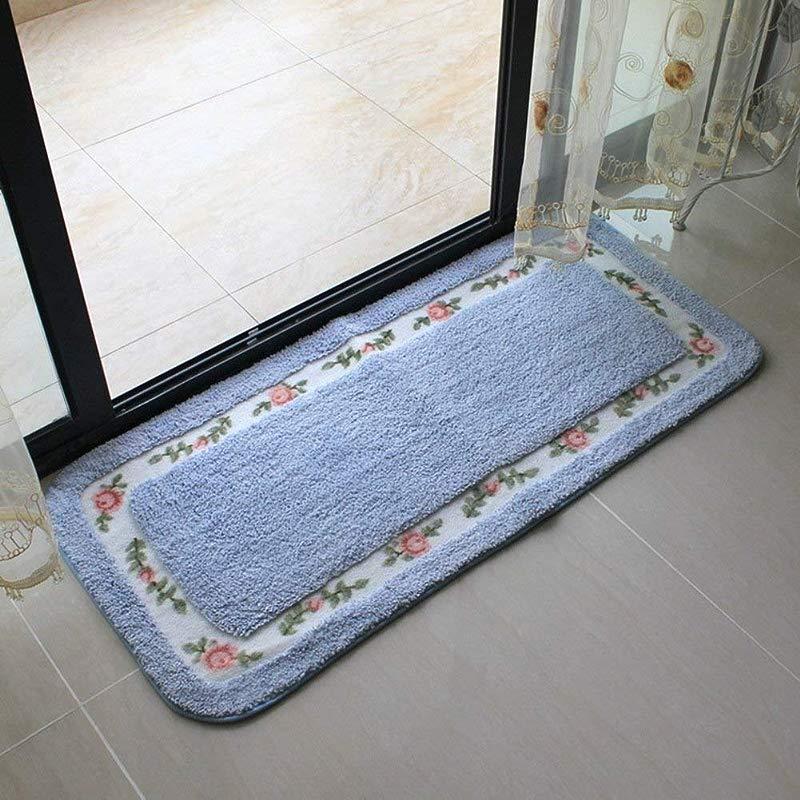 DDT Decorations Carpet Floor Mats Door Mat Kitchen Mat Bathroom Absorbent Mat