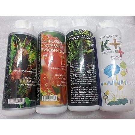 Aquatic Remedies Aquatic Remedies Plant Fertilizer Combo Pack for Planted Aquarium