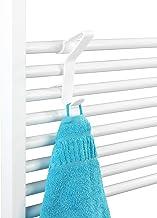 WENKO Haken voor handdoekradiator Universal Flexi - radiatorhaken, kunststof (ABS), 2,5 x 13,5 x 8,5 cm, wit