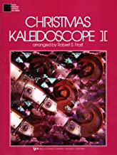87PA - Christmas Kaleidoscope Bk. 2 - Piano Accompaniment