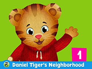 Daniel Tiger's Neighborhood Season 1