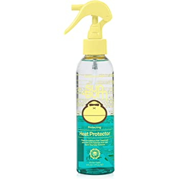 Sun Bum Heat Protector Spray | Vegan and Cruelty Free Hair Protecting Spray for All Hair Types | 6 oz