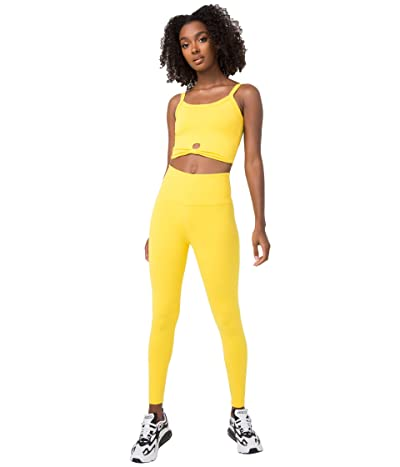 YEAR OF OURS Kendall Tank Top (Yellow) Women