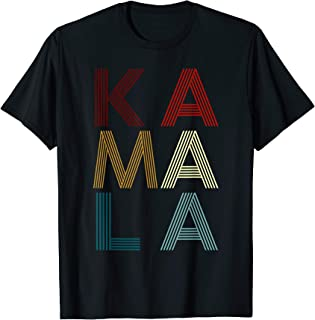 KAMALA HARRIS 2020 T-shirt KAMALA Vintage Multi-colors Name