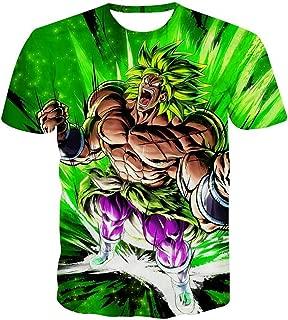 Dragon Ball Super 3D T-Shirts Men Goku Ultra Instinct 3D Anime Print Tee Shirt Tops Streetwear Summer Large Size S-5XL