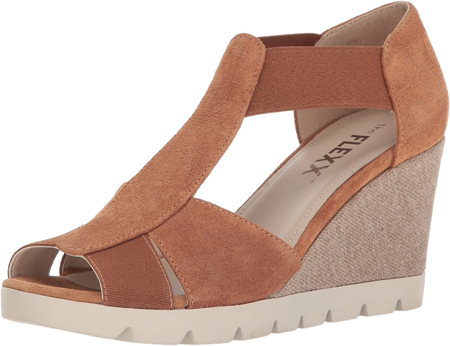 The Flexx Womens Lotto Wedge Sandal