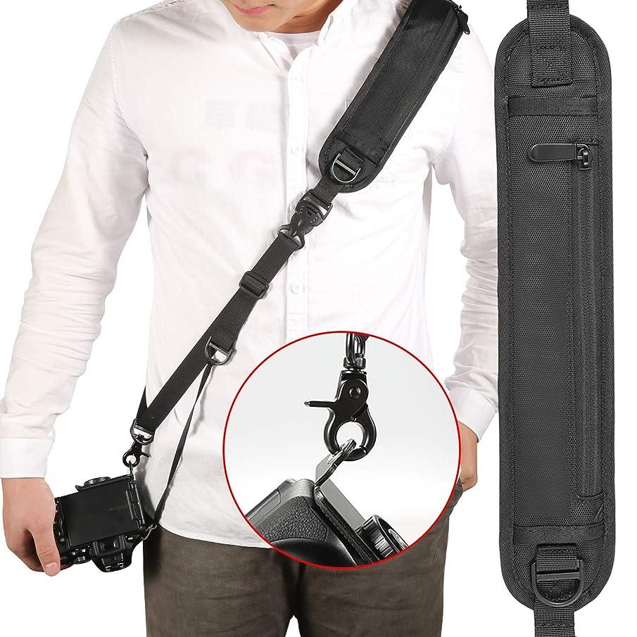 Veatree Camera Neck Strap - Quick Release Safety Tether Comfortable Durable Shoulder Sling Camera Strap
