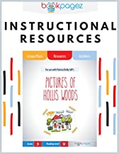 """Teaching Resources for """"Pictures of Hollis Woods"""" - Lesson Plans, Activities, and Assessments"""