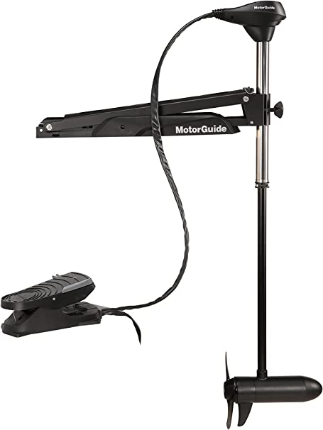 Amazon.com : MotorGuide Bow Mount Foot-Control : Sports & Outdoors