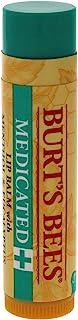 Burt's Bees Medicated Lip Balm, 0.15 Ounce