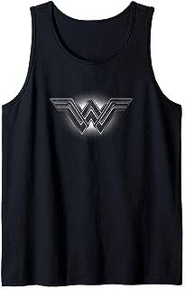 Wonder Woman Glow Emblem Tank Top