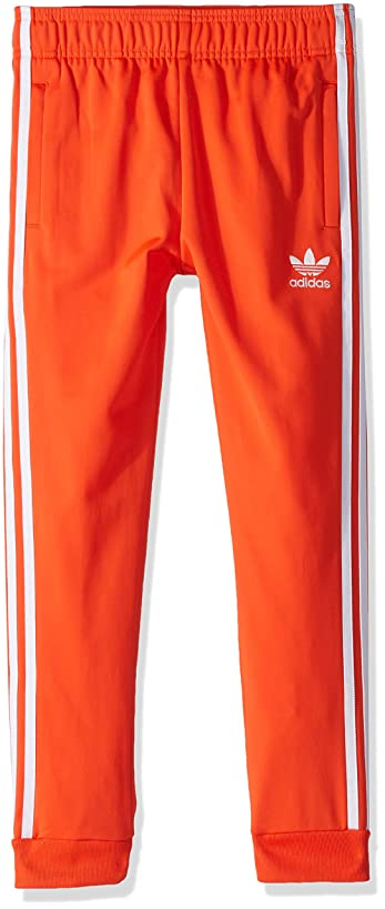 adidas Originals Boys' Big Superstar Pants