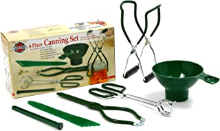 Norpro Canning Essentials Boxed Set, 6 Piece Setsix Essential Tools for Canning and Dehydrating