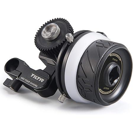 Tilta FF-T06 Mini Follow Focus   Lightweight, Mechanical Lens Control for DSLRs, Sony A7 A9 for Nikon GH5 BMPCC 4K 6K Cage   FF-T06