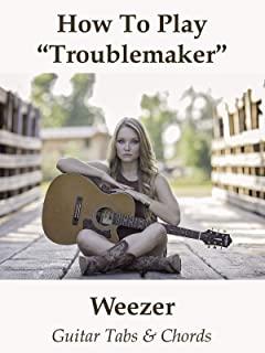 troublemaker guitar chords