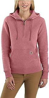 Best carhartt quarter zip hoodie women's Reviews