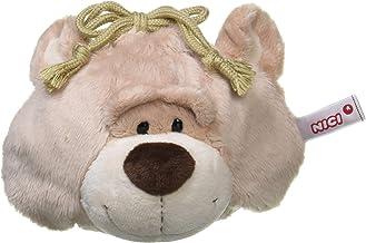 NICI(ニキ)ベア フィギュアフェイスポーチ ドイツ ぬいぐるみ ギフト フェイスポーチ 巾着 ラブベア ベア クマ 熊 3090465