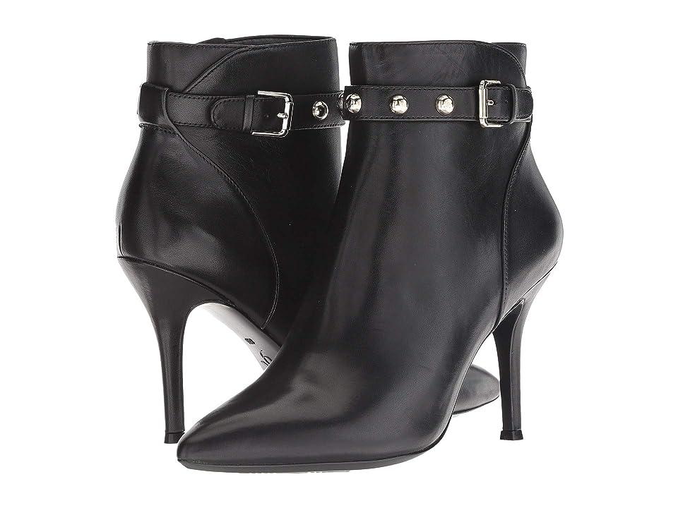 Nine West Fatrina (Black Leather) Women