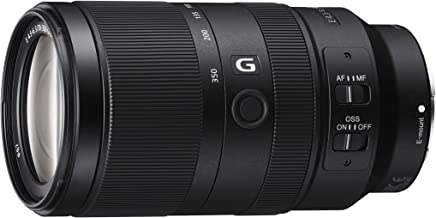 Sony Alpha 70-350mm F4.5-6.3 G OSS Super-Telephoto APS-C Lens
