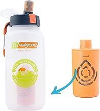 Epic Nalgene Ultimate Outdoor Travel OG   Water Bottle with Filter   Bottle + Filter Made In USA   Filtered Water Bottle  ...