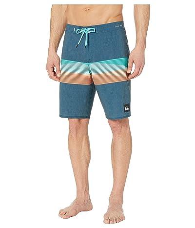 Quiksilver Highline Seasons 20 Boardshorts (Majolica Blue) Men