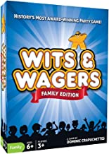 Wits & Wagers Family Card Game