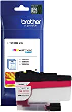 Brother Genuine LC3037M, Single Pack Super High-Yield Magenta INKvestment Tank Ink Cartridge, Page Yield Up to 1,500 Pages...