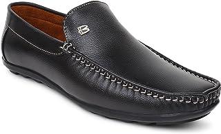 BUWCH Men Synthetic Leather Loafer & Mocassins Shoe