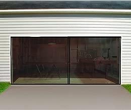 Jobar Double Garage Door Screen