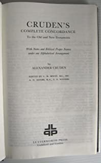 Complete Concordance to the Old and New Testaments (Concordances)