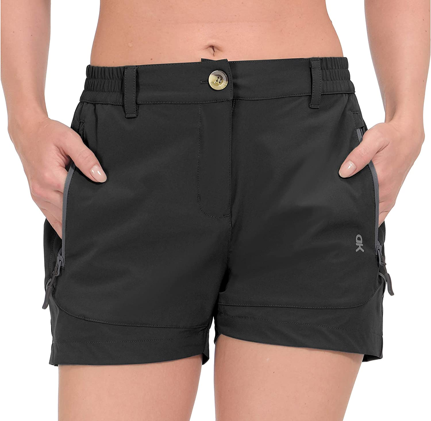 Little Donkey Andy Women's 3.5 Lightweight Quick Inches Cheap mail order sales Stretch In a popularity