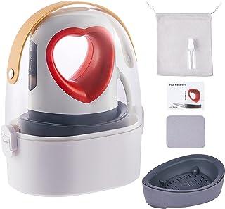 CO-Z Mini Prensa de Calor 150W con Pantalla LED Mini Máquina de Prensado de Calor Portátil 3.5 x 2.3 Pulgadas Prensa Térmi...