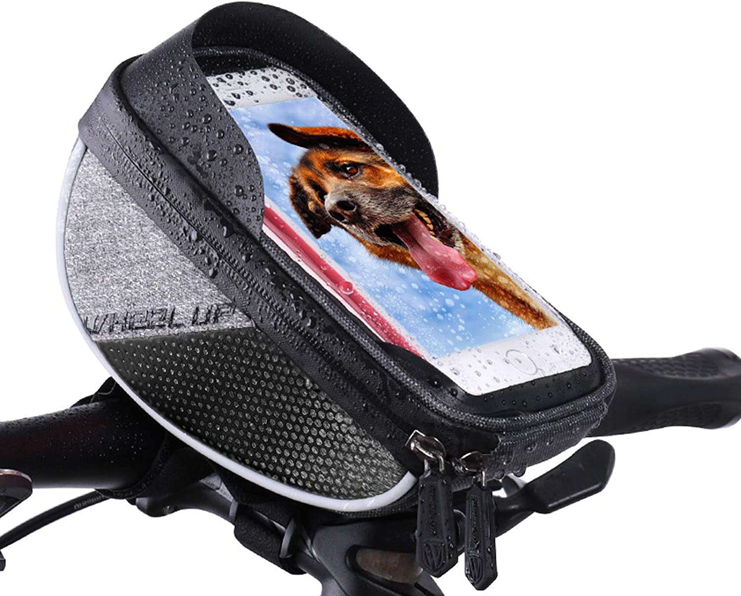 CFTGET Bike Phone All items in the store Mount Bags Waterproof Tube Han Frame Top Front Limited price