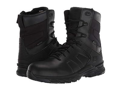 Timberland PRO Hypercharge 8 Soft Toe Waterproof (Black) Men