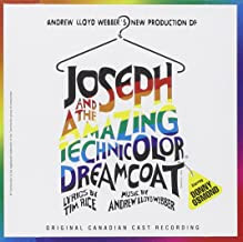 Joseph And The Amazing Technicolor Dreamcoat 1992 Canadian Cast