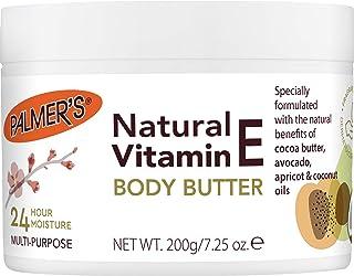 Palmer's Natural Vitamin E Body Butter, 7.25 Ounce