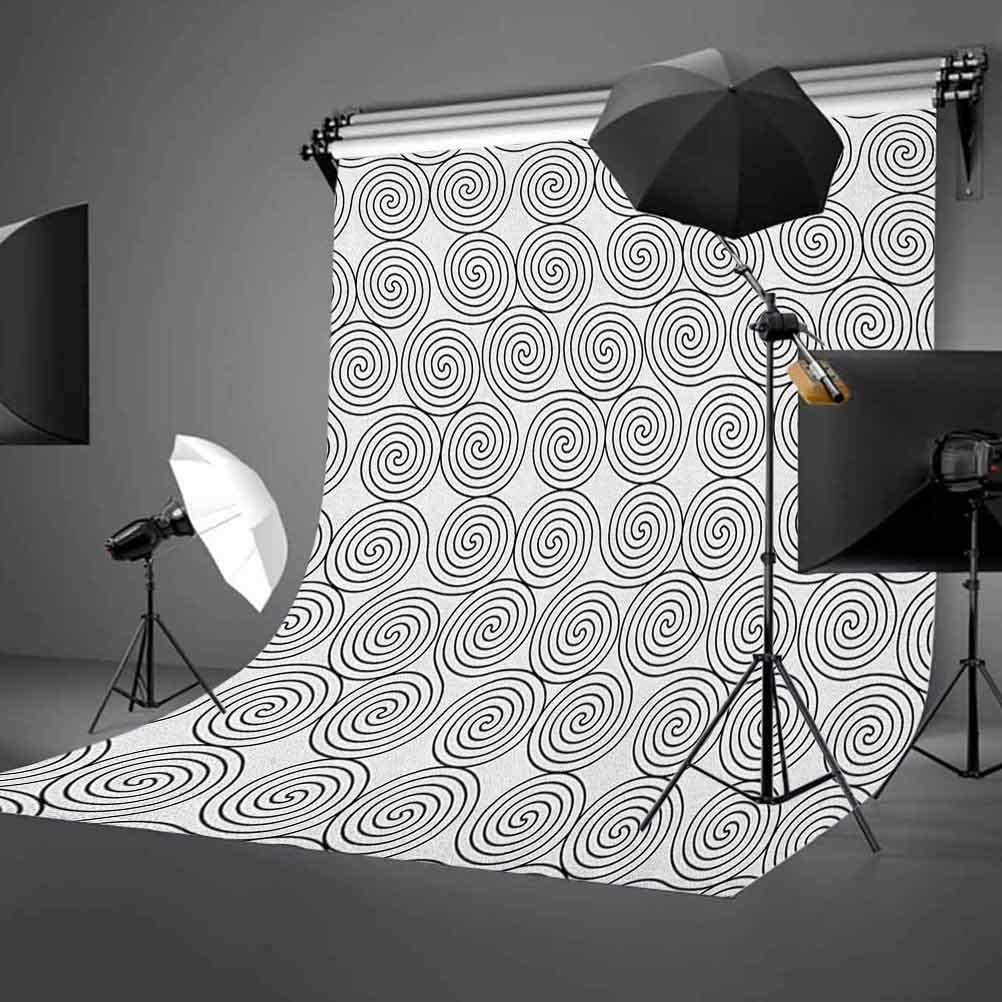 8x12 FT Balinese Vinyl Photography Background Backdrops,Pura Tanah Lot Bali Indonesia Magical Romantic Sunset Exotic Holidays Background for Graduation Prom Dance Decor Photo Booth Studio Prop Banner