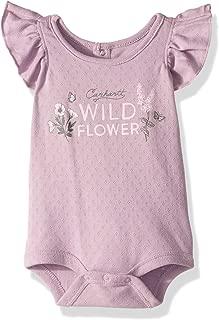 Carhartt Sleeve Bodysuit Flower Lavender
