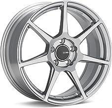 19x8.5 Enkei TFR Hyper Grey Wheel/Rim Bolt Pattern(5x114.3) Offset (45) Hub Bore(72.6) Part Number(516-985-6545GR)