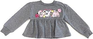 MONNALISA Hello Kitty Bambina 394626RH Grigio Felpa Inverno