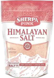 Best fine himalayan pink salt Reviews