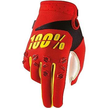 100/% Prozent Airmatic Handschuhe schwarz rot MTB DH MX Motocross Enduro Quad