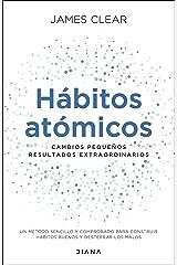 Hábitos atómicos: Cambios pequeños, resultados extraordinarios Capa comum