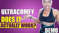 UltraComfy Waist Trainer for Weight Loss Waist Trimmer AB Belt Sweat Belt Burn Calories Boosts Metabolism